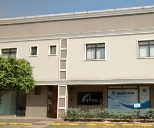 Fachada do Prédio - Centro Empresarial Orquideas